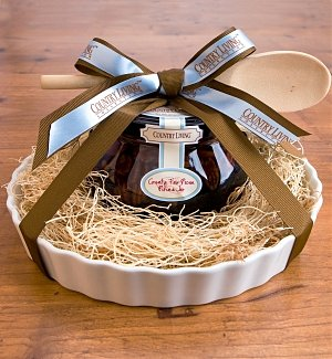 Pecan Pie Kit with Engraved Spoon