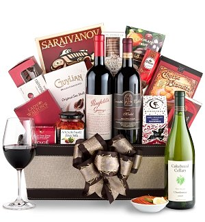 Penfolds Grange Wine Gift Basket
