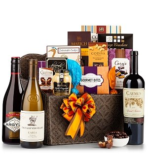 Caymus Special Selection Holiday Wine Basket