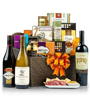 Caymus Special Selection Wine Basket