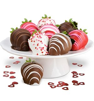 Sweetheart Strawberries