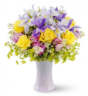 Lavender Sunrise Bouquet
