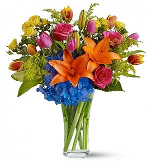 Color Sensation Bouquet