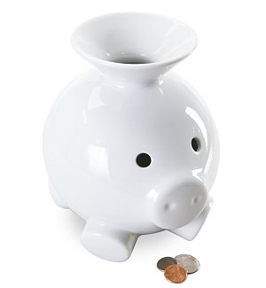 Coink! Funnel Top Piggy Bank