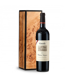 Groth Reserve Cabernet Sauvignon 2009 in Handcrafted Burlwood Box