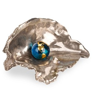 The World Is Your Oyster Graduation Gift
