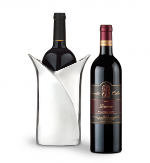 Leonetti Reserve 2006  with Luxury Wine Holder