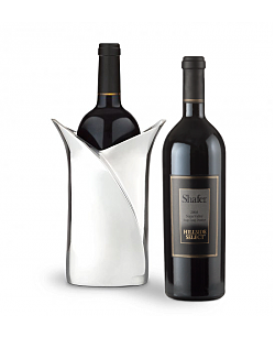 Shafer Hillside Select 2008 Cabernet Sauvignon with Luxury Wine Holder