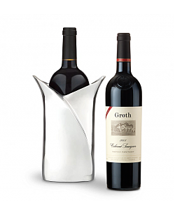 Groth Reserve 2008 Cabernet Sauvignon with Luxury Wine Holder