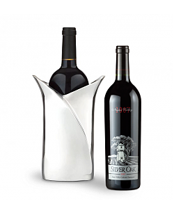 Silver Oak 2007 with Luxury Wine Holder