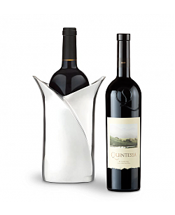 Quintessa Meritage Red 2009 with Luxury Wine Holder