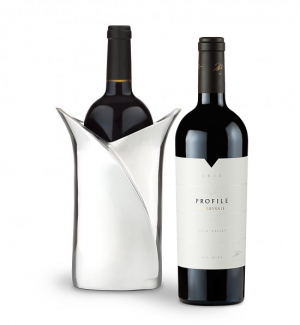 Merryvale Profile 2010 with Luxury Wine Holder