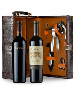 Caymus Special Selection & Cardinale Connoisseur's Collection