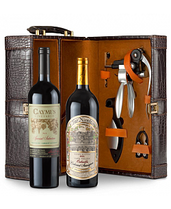 Far Niente Cabernet Sauvignon & Caymus Special Selection Connoisseur's Collection