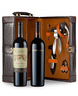Cardinale Cabernet Sauvignon 2010 and Caymus Special Selection Cabernet Sauvignon 2010 Connoisseur's Collection