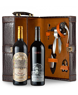 Silver Oak & Far Niente Cabernet Sauvignon Connoisseur's Collection
