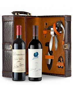 Dominus Estate 2008 & Opus One 2010 Connoisseur's Collection
