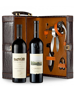Robert Mondavi Reserve Cabernet Sauvignon 2009 & Quintessa Meritage Red 2010 Connoisseur's Collection