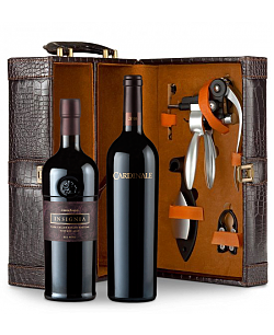 Cardinale Cabernet Sauvignon 2010 & Joseph Phelps Insignia 2008 Connoisseur's Collection