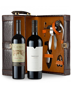 Caymus Special Selection Cabernet Sauvignon 2011 and Merryvale Profile 2009 Connoisseur's Collection