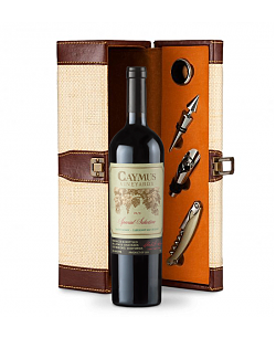 Caymus Special Selection 2010 Wine Steward Luxury Caddy