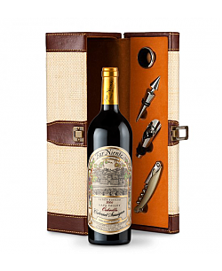 Far Niente Estate Bottled Cabernet 2006 Wine Gift Set
