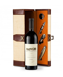 Robert Mondavi Reserve 2006 Cabernet Sauvignon Wine Steward Luxury Caddy