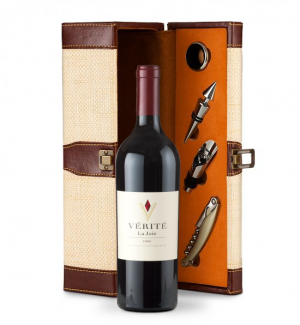 Verite La Joie Cabernet Sauvignon 2006 Wine Steward Luxury Caddy