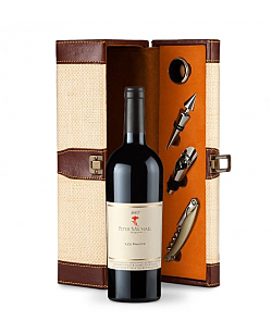 Peter Michael 2007 Wine Steward Luxury Caddy