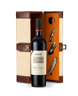 Groth Reserve Cabernet Sauvignon 2008 Wine Steward Luxury Caddy