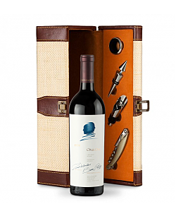 Opus One 2009 Wine Steward Luxury Caddy