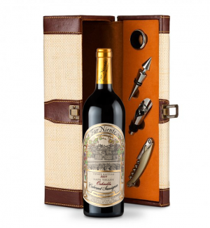 Far Niente Cabernet Sauvignon 2009 Wine Gift Set