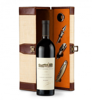 Robert Mondavi Reserve Cabernet Sauvignon 2009 Wine Steward Luxury Caddy