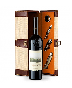 Quintessa Meritage Red 2009 Wine Steward Luxury Caddy