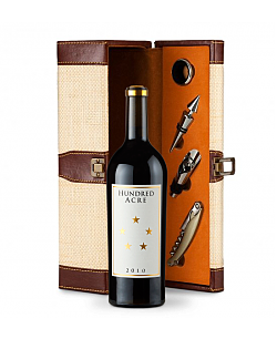 Hundred Acre Ark Vineyard Cabernet Sauvignon 2010 Wine Gift Set