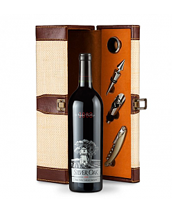 Silver Oak 2008 Wine Steward Luxury Caddy