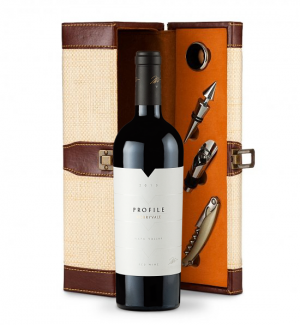 Merryvale Profile 2010 Wine Steward Luxury Caddy