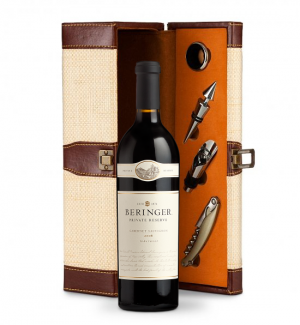 Beringer Private Reserve Cabernet Sauvignon 2008 Wine Steward Luxury Caddy