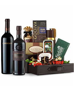 Cardinale Cabernet Sauvignon & Joseph Phelps Insignia Wine and Chocolate Perfection