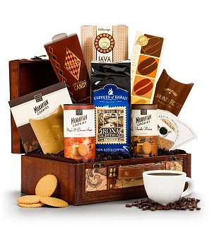 Peet's Coffee Chest