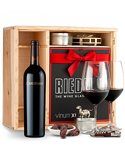 Cardinale Cabernet Sauvignon 2006 Private Cellar Gift Set
