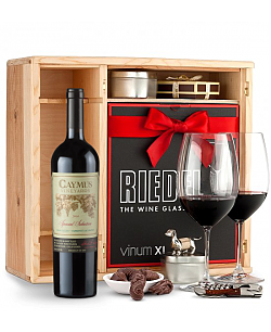 Caymus Special Selection Cabernet Sauvignon 2010 Private Cellar Gift Set
