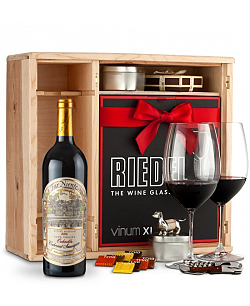 Far Niente Cabernet Sauvignon Private Cellar Gift Set