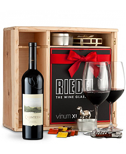 Quintessa Meritage Red Private Cellar Gift Set
