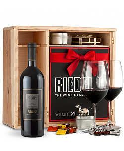 Shafer Hillside Select Cabernet Sauvignon 2008 Private Cellar Gift Set