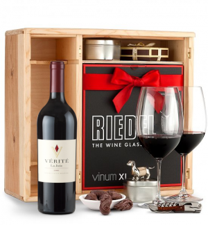 Verite La Joie Cabernet Sauvignon 2006 Private Cellar Gift Set