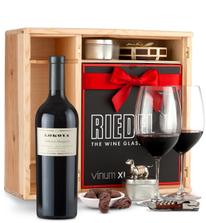 Lokoya Cabernet Sauvignon Private Cellar Gift Set