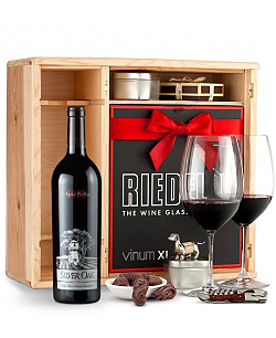 Silver Oak 2008 Private Cellar Gift Set