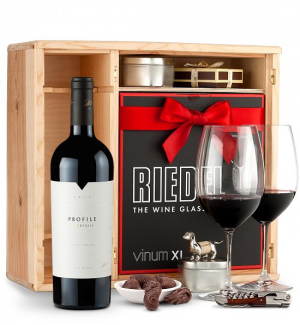 Merryvale Profile 2010 Private Cellar Gift Set