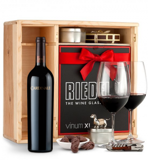 Cardinale Cabernet Sauvignon 2010 Private Cellar Gift Set